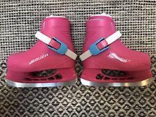 New Bauer Lil Angel Lil Champ Vapor Supreme Nexus Girls Youth Ice Hockey Skates