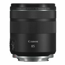 Canon RF 85mm f/2 Macro IS STM Medium Telephoto Lens