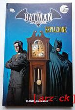 BATMAN LA LEGGENDA Serie Platino 24 ESPIAZIONE Planeta DeAgostini