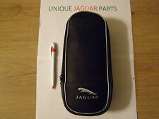 NEW GENUINE JAGUAR 1 LITRE OIL POUCH CASE XJR S X E F TYPE XJ XK XKR XJR XF XJ40