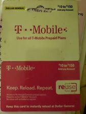 T-Mobile Prepaid $20 Refill Card (Direct)
