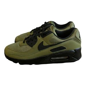 Nike Air Max 90 By You Army Olive Black Green CT3622 991 - Women's Size 11.5
