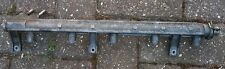 Fiat Coupe 93-00 20v Turbo Weber Fuel injector Rail From 5 Cylinder
