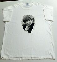 Vintage Davey Jones tshirt size XL from The Monkees T-Shirt 60's 70s Rock Band