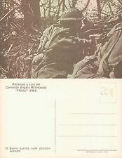 SOLDATO DI FANTERIA AL FRONTE - Com.Brig.Mot. FRIULI    (rif.fg.2418)