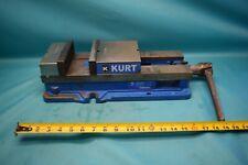 Used Kurt D688 Anglock Milling Machine Vise