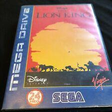 Disney's The Lion King Sega Mega Drive Game