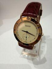 OROLOGIO DONNA GUCCI GOLD MOD.3000 C SWISS