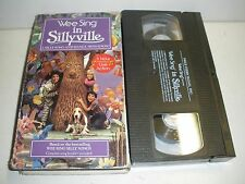 Wee Sing in Sillyville by Susan Hagen Nipp (1989, Hardcover / Video, VHS Format)