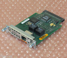 Cisco WIC-1B-S/T Single Port ISDN WAN Interface Module Card