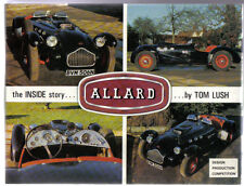 Allard Inside Story Design Production Competition 1930 to 1966 Trials Specials +