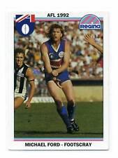 1992 Regina (100) Michael FORD Footscray