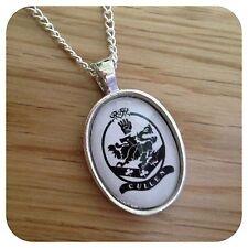 Twilight family crest  pendant necklace