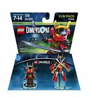 LEGO Dimensions 71216 Ninjago Fun Pack NYA & Samurai Mech AUS stock new boxed