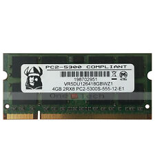 New 4GB PC2-5300S DDR2-667 667MHz DDR2 200PIN SO-DIMM Laptop Memory NON-ECC 1.8v