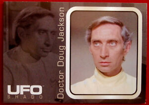 UFO - Card #007 - Doug Jackson - Cards Inc. 2004