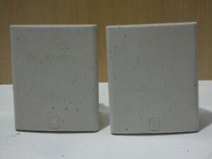 PAIR OF YAMAHA NS-E103 SURROUND SOUND REAR LOUDSPEAKERS