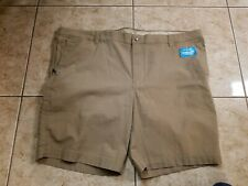 NWT Men's Columbia Flex ROC Shorts Size 50 Stretch
