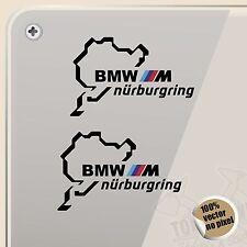 STICKER NÜRBURGRING BMW M SPORT VINYL DECAL VINYL STICKER AUTOCOLLANT