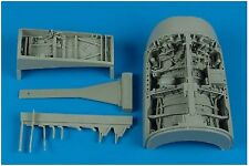 Aires 1/32 F-16I Sufa wheel bay for Academy kit # 2129