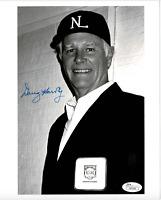 Doug Harvey signed autographed 8x10 photo! RARE! JSA COA!