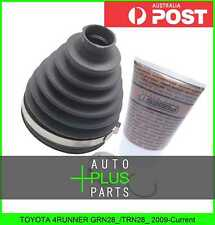 Fits TOYOTA 4RUNNER GRN28_/TRN28_ - Boot Outer Cv Joint Kit 105X126X30.5