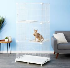 Iris Multi-story Wire Cat Play Pen - Great Condition