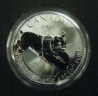 2017 Canada $5 1oz Lynx Predator Series Silver Bullion Coin