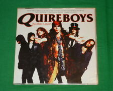 """QUIREBOYS Brother Louie ROCK METAL Ltd Edition RED VINYL 12"""" + POSTER"""
