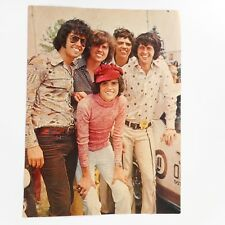 Donny Osmond Poster Vtg 70s Osmond Brothers Print Magazine Photo 8.25 x11
