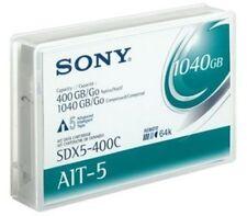 Sony SDX5400C AIT-5 Tape, R-MIC - 400GB/1040GB