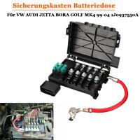 Sicherungskasten Batteriedose Für VW AUDI JETTA BORA GOLF MK4 99-04 1J0937550A