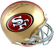 Jimmy Garoppolo Signed San Francisco 49ers Authentic Full Size Helmet TRISTAR