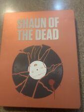 Shaun Of The Dead Steelbook *See Photos/Description