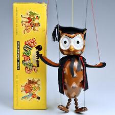 Vintage Pelham Puppet - SL63 OWL - Tagged & Boxed