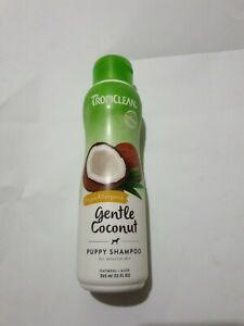 Tropiclean Gentle Coconut Shampoo 355ml Healthy Hair Pet Treatment