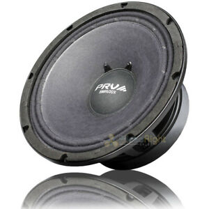 "PRV Audio 8"" Midrange Loud Speaker 600 Watts Max 8 Ohm X-treme Series 8MR600X"