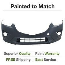NEW 2013 2014 2015 2016 MAZDA CX-5 Front bumper Painted MA1000236