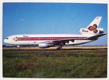 THAI DC 10-30 Postcard