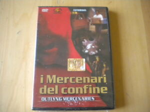 I mercenari del confine Outlyng mercenariesgarrison DVD thriller audio italiano