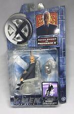 "X-Men Movie 2000 Patrick Stewart as Professor X 6"" Action Figure Toybiz Marvel"