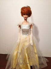 Vintage Bubble Cut Wearing #872 Ball Gown Cinderella