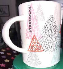 New listing Starbucks Holiday Trees Mug 2017 Vgc Or Better 12oz goodstart. . D