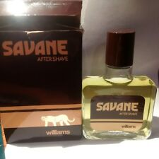 SAVANE BY WILLIAMS AFTER SHAVE 100 ML!!NOT VAPO!!! RARE AND VINTAGE!!!