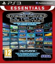 Sega Megadrive Ultimate Collection * Essentials - PS3 IMPORT neuf sous blister