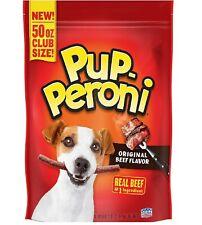 Pup-Peroni Dog Snacks Original Beef Flavor Food Treats (50 oz.)