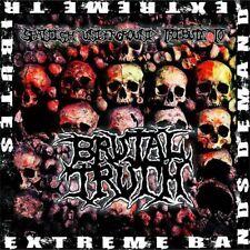 Spanish Underground Tribute to BRUTAL TRUTH CD 2013