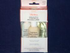 Sally Hansen French Manicure Kit Finger Toe Nails Sheer Romance               D4
