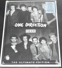 Four [Deluxe] [Digipak] by One Direction (UK) (Nov-2014, Columbia (USA))