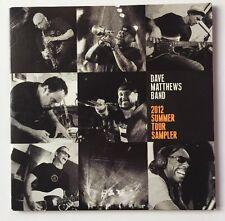 Dave Matthews Band - 2012 Summer Tour Sampler 5 Track Ver Warehouse - Halloween